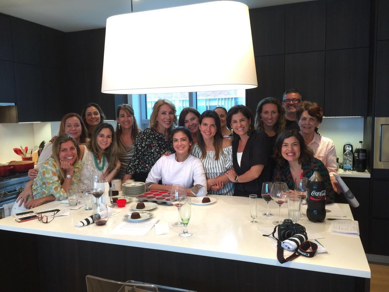 Luiza Zaidan Class for Associação Vida em Ação BrazilFoundation