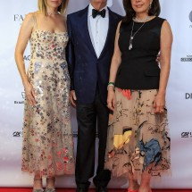 Helena, Evando, Leila Neiva BrazilFoundation VII Gala Miami Tropical Carnival Ball Philanthropy Filantropia