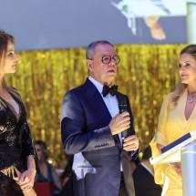 Rejane de Paula, Evando Jose Neiva, Virginia Bartolomeo BrazilFoundation VII Gala Miami Tropical Carnival Ball Philanthropy Filantropia
