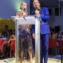 Karin Dauch, Miguel Perrotti BrazilFoundation VII Gala Miami Tropical Carnival Ball Philanthropy Filantropia
