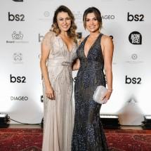 Lilian Tunes e Flavia Alessandra BrazilFoundation Gala Minas Gerais