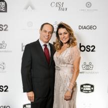 Chairs Mauro e Lilian Tunes BrazilFoundation Gala Minas Gerais 2018