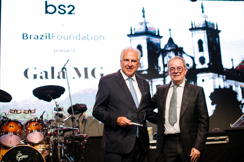 Homenageado Rubens Menin MRV BrazilFoundation Gala Minas Gerais 2018