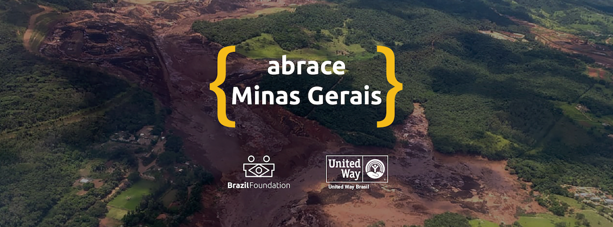 United Way Brasil BrazilFoundation partnership