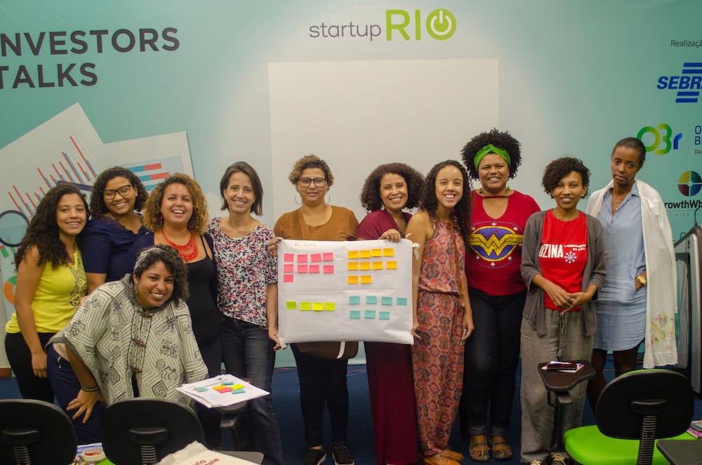 Mulheres Gênero Importa BrazilFoundation Rio de Janeiro