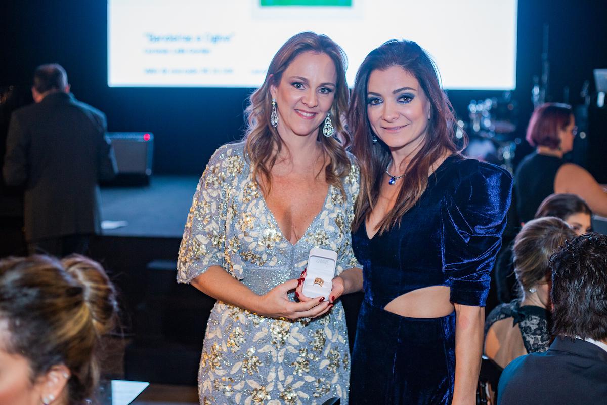 Convidada | Guest & Claudia Sabino Credito: Francisco Dumont BrazilFoundation II Gala Minas Gerais Belo Horizonte Filantropia 2019