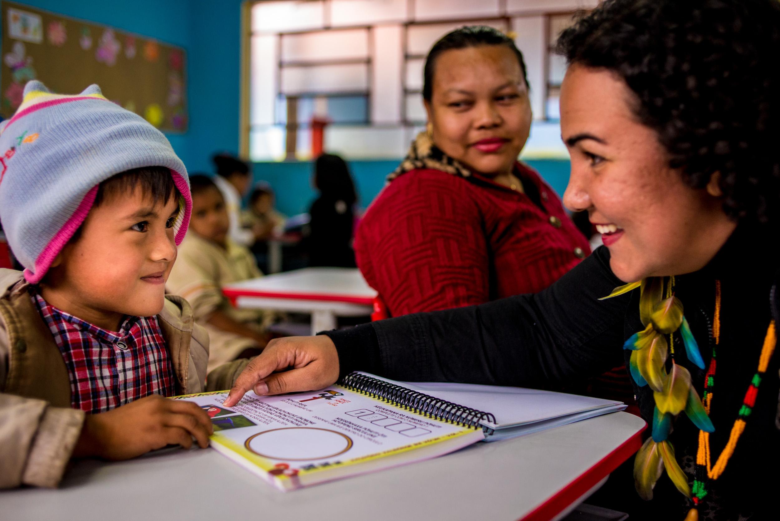 IPEDI BrazilFoundation Kalivono Indigena Indigenous Brasil Educacao Mato Grosso do Sul Terena Education
