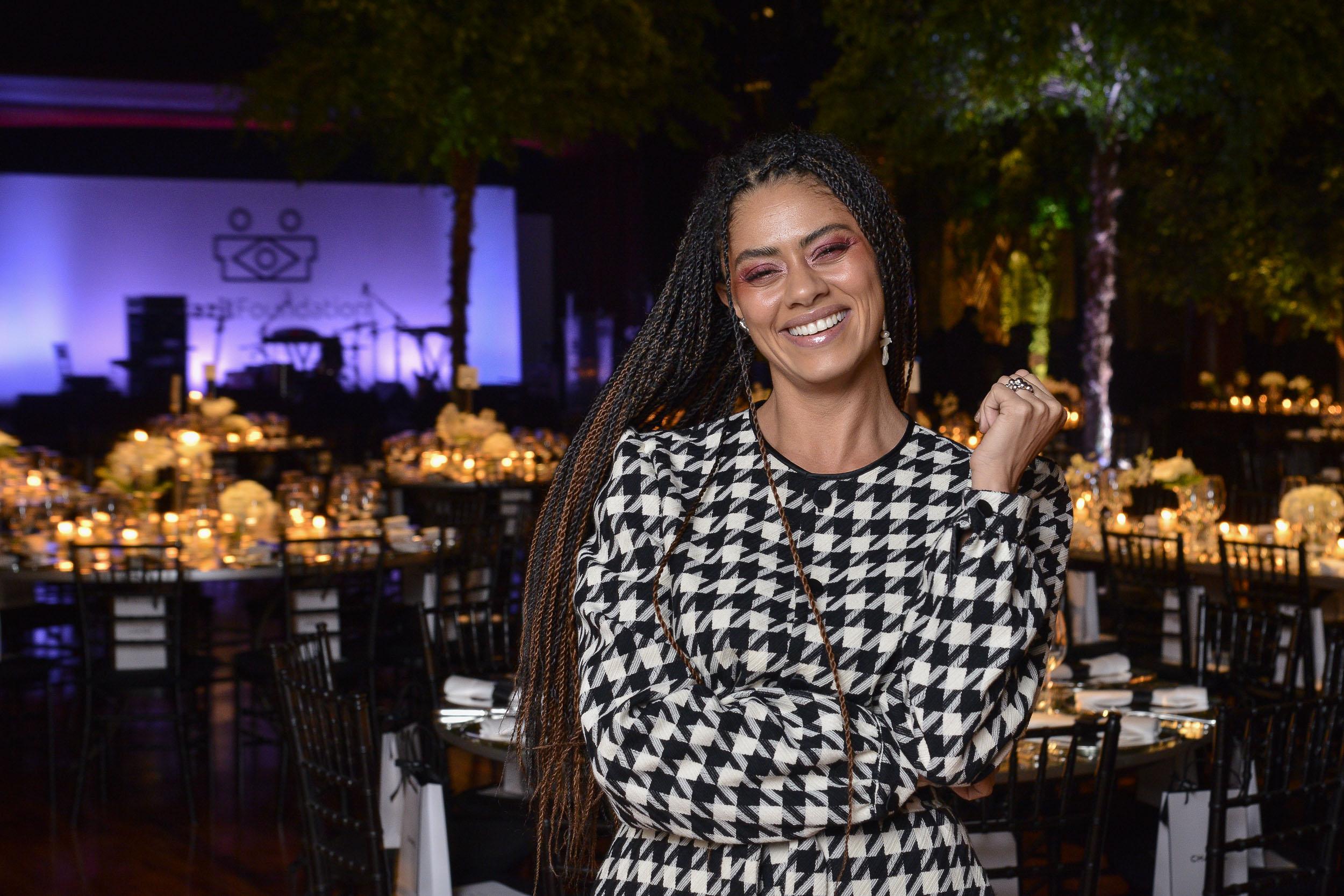 Ana Flavia Cavalcanti BrazilFoundation Gala São Paulo Mulheres Notáveis Women Philanthropy Filantropia
